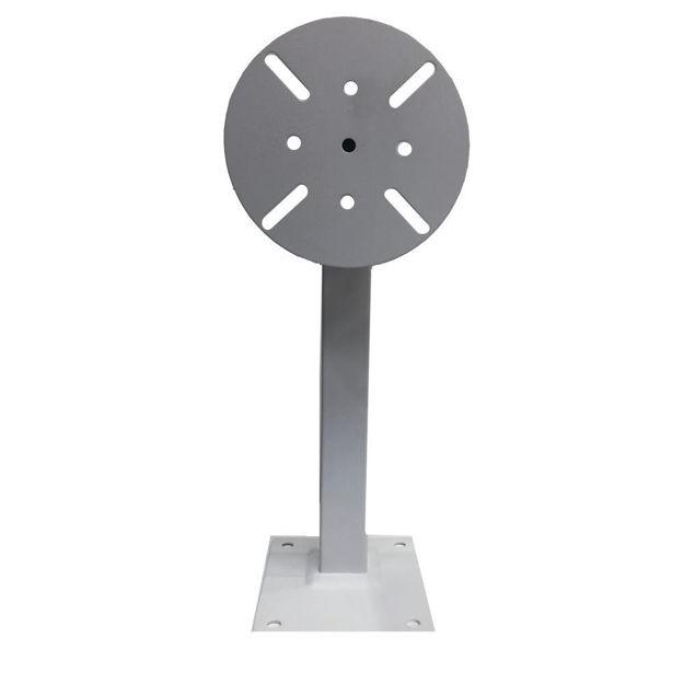 تصویر از پایه فلزی پایه گردان و دوربین دام مدل 5012