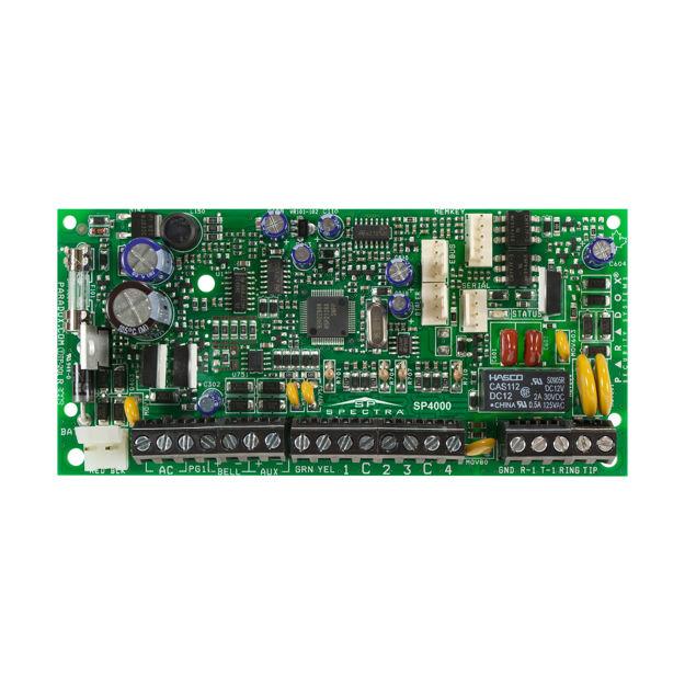 تصویر از کنترل پنل 4 زون با سیم پارادوکس مدل SP4000