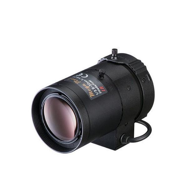 تصویر از لنز دوربین مدار بسته مدل 2MP 3-8mm