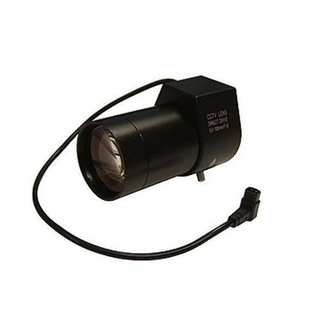 تصویر از لنز دوربین مدار بسته مدل 3MP 5-50mm