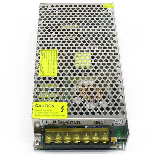 تصویر از منبع تغذیه 12 ولت 10 آمپر مدل PS - 10