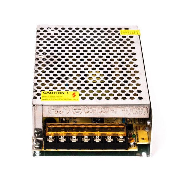 تصویر از منبع تغذیه 12 ولت 5 آمپر مدل PS - 05