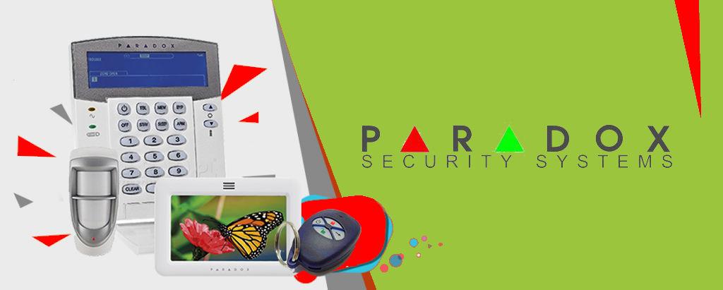 مشاهده محصولات دزدگیر پارادوکس