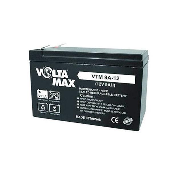 باتری 12 ولت 9 آمپرساعت Voltamax
