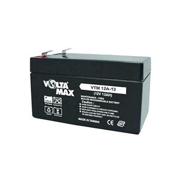 باتری ۱۲ ولت ۱۲ آمپرساعت Voltamax