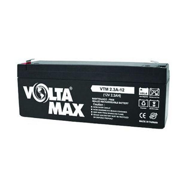 باتری 12 ولت 2.3 آمپرساعت Voltamax