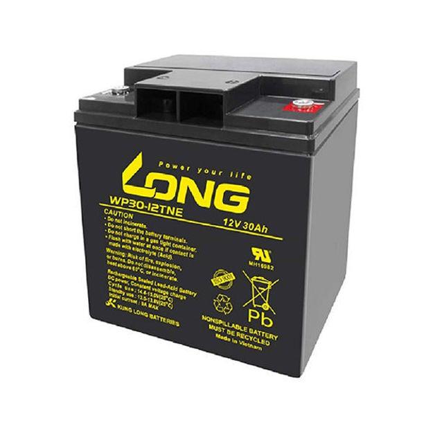 باتری 12 ولت 30 آمپرساعت لانگ