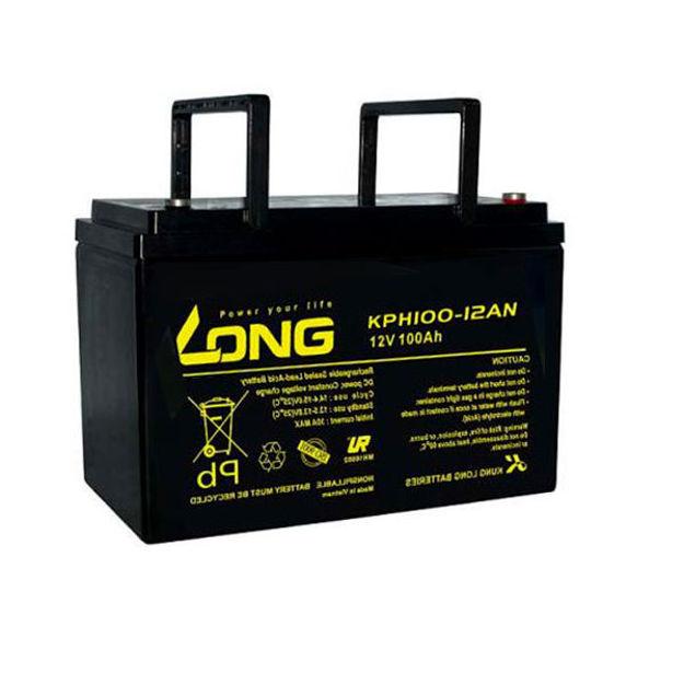 باتری 12 ولت 100 آمپرساعت Long